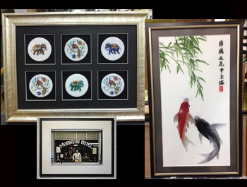 picture framing types