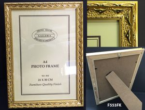 2cm Gold Ready Made frame