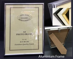 Aluminium metal Ready Made Frame